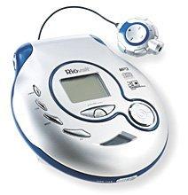 SONICblue RioVolt/RioVolt SP100, MP3/WMA-CD player