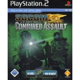 SOCOM 3 - U.S. Navy Seals - Combined Assault (inkl. Headset) (PS2)