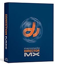 Adobe: Director MX (niemiecki) (MAC) (DRM090G000)