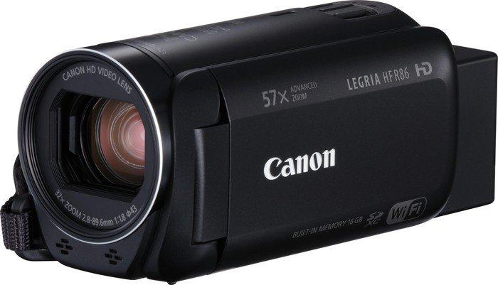 Canon Legria HF R86 schwarz (1959C004)