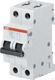 ABB Sicherungsautomat S200, 2P, Z, 6A (S201-Z6NA)