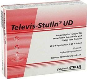 Televis-Stulln UD Augentropfen, 12ml (20x 0.6ml)