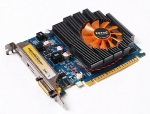Zotac GeForce GT 430, 1GB DDR3, DVI, HDMI, DisplayPort (ZT-40602-10L)