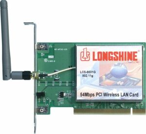 Longshine LCS-8031G, PCI