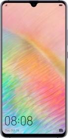 Huawei Mate 20 X Dual-SIM silber