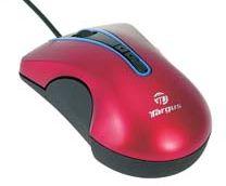 Targus 5-button tilt Laser Mouse, USB (AMU4701EU)