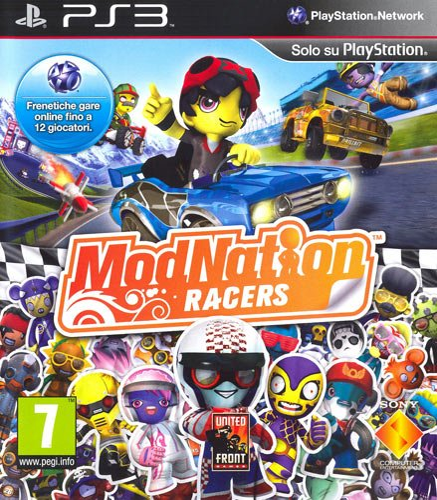 ModNation Racers (deutsch) (PS3) -- via Amazon Partnerprogramm