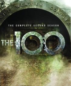The 100 Season 2 (Blu-ray) (UK)