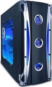 Apevia X-Cruiser black, acrylic window (X-CRUISER-BK) -- © pnl-tec.de