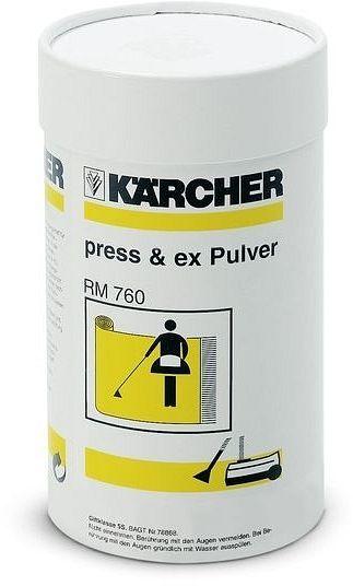 Kärcher RM760 Teppich- und Polsterreinigungspulver 800g (6.290-175.0)