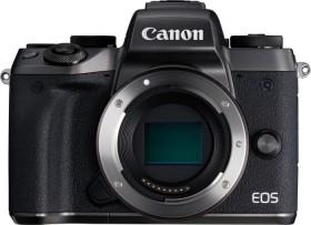 Canon EOS M5 schwarz Gehäuse (1279C041)