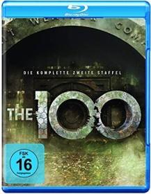 The 100 Season 2 (Blu-ray)