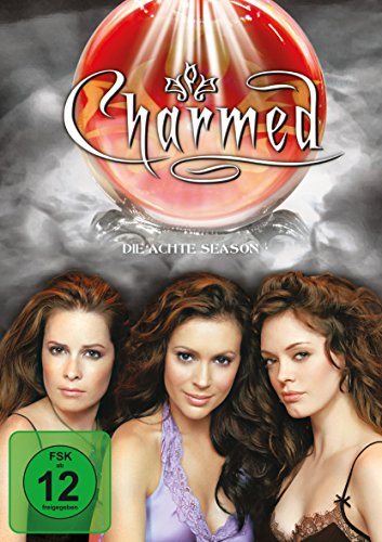 Charmed Season 8 (UK) -- via Amazon Partnerprogramm