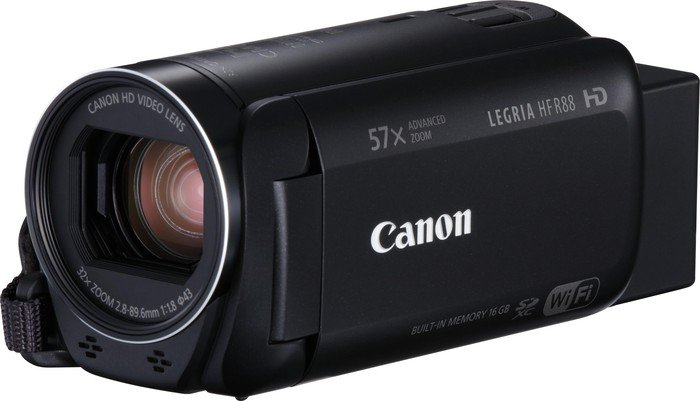 Canon Legria HF R88 schwarz (1959C010)