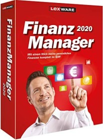 Lexware finance manager 2020 (German) (PC) (06830-0061)