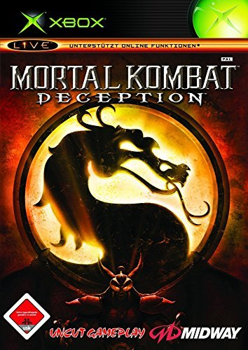 Mortal Kombat - Deception (German) (Xbox) -- via Amazon Partnerprogramm