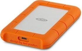 LaCie Rugged USB-C 4TB, USB-C 3.0 (STFR4000800)