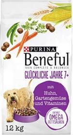 Purina Beneful Glückliche Jahre 7+ 12kg