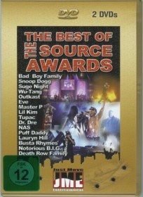 Best of the Source Awards (DVD)