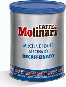 Caffe Molinari Decaffeinato Kaffeepulver, 250g