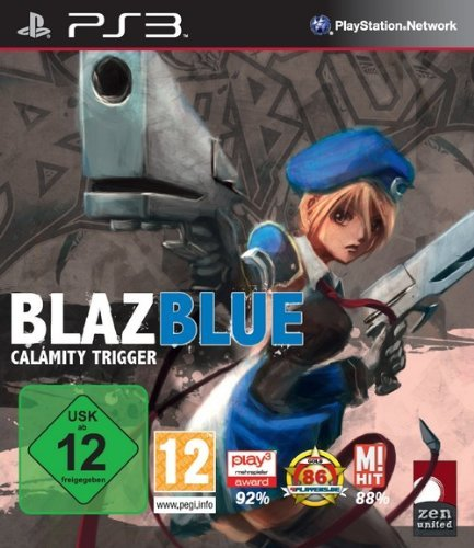 BlazBlue - Calamity Trigger (deutsch) (PS3) -- via Amazon Partnerprogramm