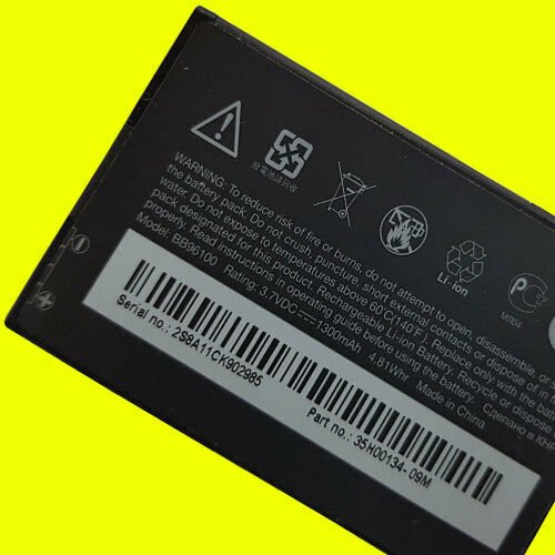 HTC BA-S420 rechargeable battery -- via Amazon Partnerprogramm