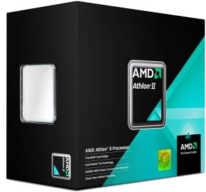 AMD Athlon II X2 270, 2x 3.40GHz, boxed (ADX270OCGMBOX)