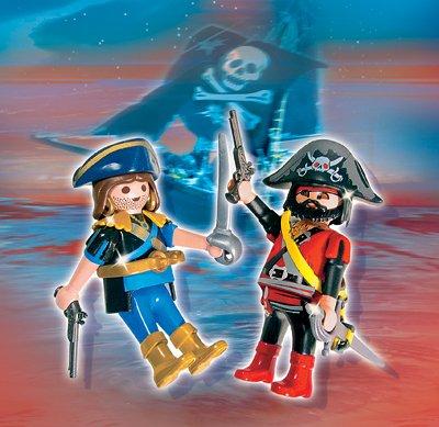 playmobil Pirates - Duo Pack Pirat und Korsar (5814) -- via Amazon Partnerprogramm