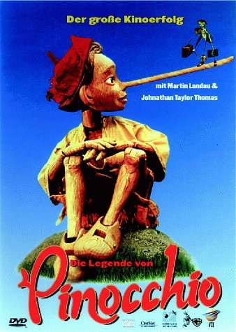 Die Legende von Pinocchio -- via Amazon Partnerprogramm