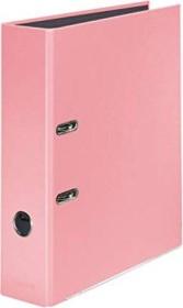 Falken PastellColor Ordner A4, 8cm, Flamingo-Pink (15062620000)