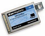 3Com 3CXFE575CT 1x 100Base-TX, Cardbus