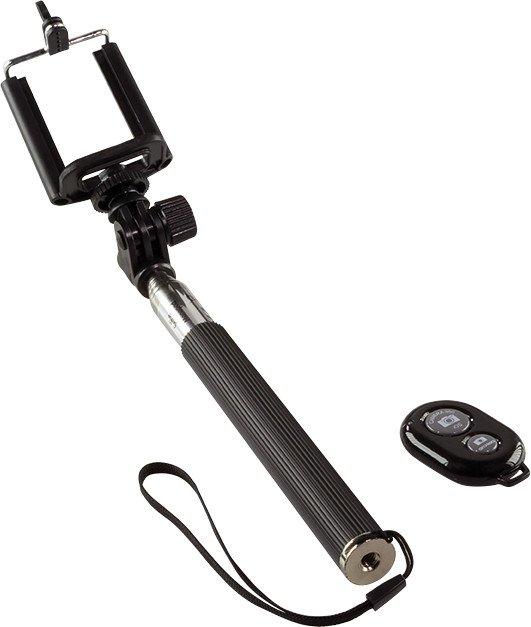 LogiLink Bluetooth Selfie Monopod schwarz (BT0034)