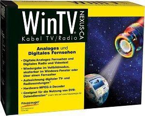 Hauppauge WinTV Nexus-CA, PCI (663)
