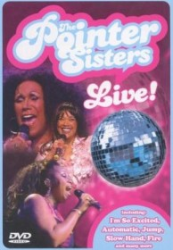 Pointer Sisters - Live in Concert