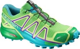 Salomon Speedcross 4 CS peppermint/fresh green/blue jay (Damen) (383095)