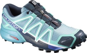 Salomon Speedcross 4 CS blue gum/bubble blue/deep blue (Damen) (383096)