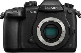 Panasonic Lumix DC GH5 black case