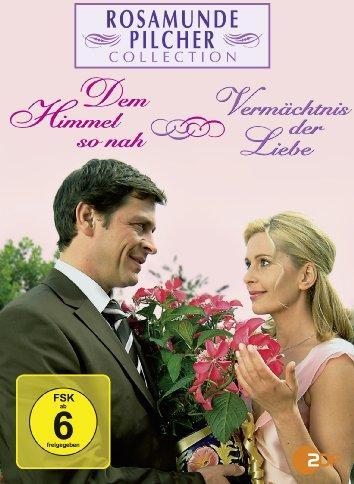 Rosamunde Pilcher - Dem Himmel so nah/Vermächtnis der Liebe -- via Amazon Partnerprogramm
