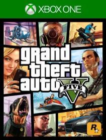 Grand Theft Auto V (Download) (Xbox One)