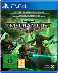 Warhammer 40.000: Mechanicus (PS4)