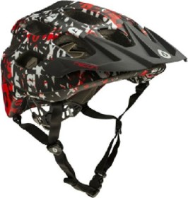 SixSixOne Recon Repeater Helm red