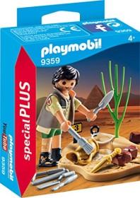 playmobil Special Plus - Archäologische Ausgrabung (9359)