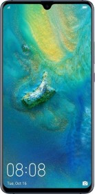 Huawei Mate 20 X Dual-SIM blau