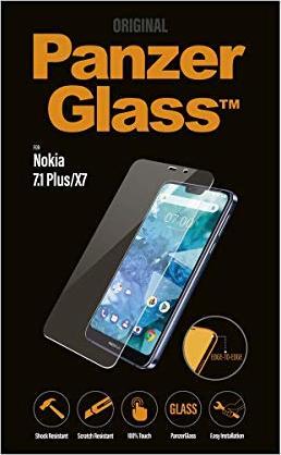 PanzerGlass Edge-to-Edge für Nokia 8.1 (6768) -- via Amazon Partnerprogramm