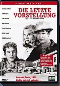 Die letzte Vorstellung (Special Editions) (DVD)
