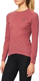Odlo Active Warm Shirt langarm roan rouge (Damen) (152021-30579)