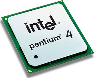 Intel Pentium 4 3.40GHz (Prescott), tray