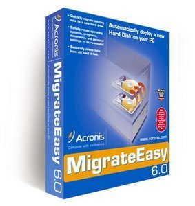 Acronis: Migrate Easy 6.0 (PC) (ME60DE)