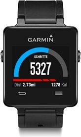 Garmin vivoactive Aktivitäts-Tracker schwarz (010-01297-00)