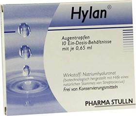 Hylan Augentropfen, 6.5ml (10x 0.65ml)